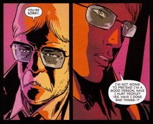 Batman: The Black Mirror,  Francesco Francavilla