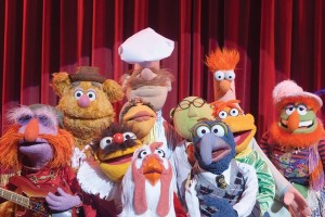 The Muppets, cast photo