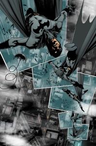 Batman: The Black Mirror, Dick Grayson, Jock