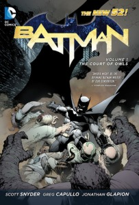 Batman: The Court of Owls cover
