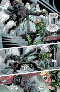 Green Arrow #4, Dan Jurgens
