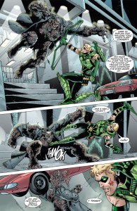 Green Arrow #4, Dan Jurgens