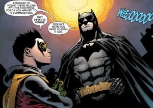 Batman & Robin, Vol. 1, Patrick Gleason