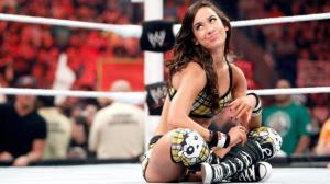 AJ Lee, WWE, 2012