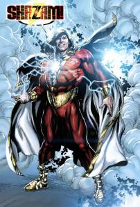 Shazam! Vol. 1, character reveal