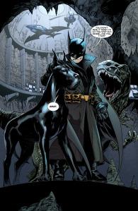 Batman & Robin Annual #1, Damian