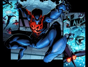 The Superior Spider-Man, Vol. 4, Spidey 2099