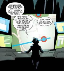 Batman #28, Dustin Nguyen, Batcave