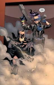 Batman #28, Bluebird, Batman, Dustin Nguyen