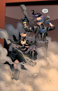 Batman #28, Bluebird, Batman, Dustin Nguyen