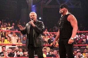 Eric Bischoff, Hulk Hogan, TNA