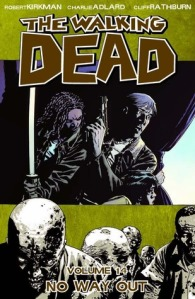 The Walking Dead, Vol. 14 cover