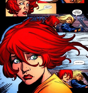 Green Arrow/Black Canary #24, Cupid, Black Canary