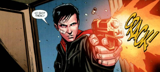 Red Hood: The Lost Days, Jason Todd