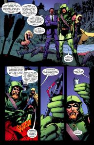 Green Arrow/Black Canary, Vol. 6: Five Stages, interior
