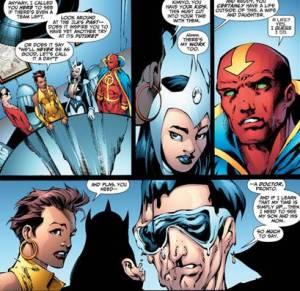 Justice League #38 (2010)