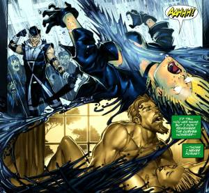 Green Arrow/Black Canary #30, Blackest Night