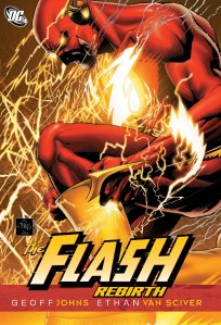 The Flash: Rebirth, cover