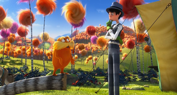 The Lorax movie, image 3