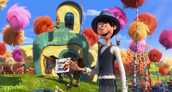 The Once-ler, The Lorax movie