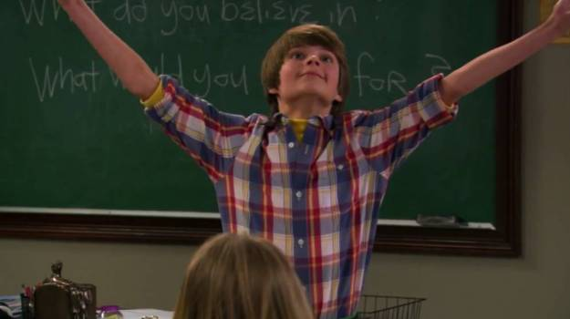 Farkle Minkus, Girl Meets World