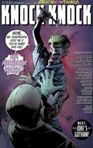 Batman #13, Alfred, The Joker