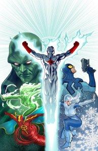 Convergence: Justice League #1