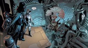 Darth Vader #4, Geonosis, queen