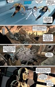 Star Wars, John Cassaday, Falcon, C-3PO