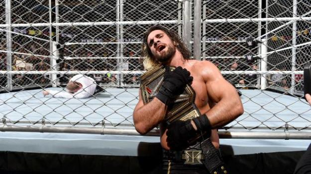 Seth Rollins, WWE Extreme Rules 2015