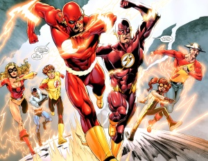 The Flash: Rebirth, Flash Family, Ethan Van Sciver