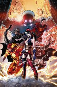 Convergence #1 cover