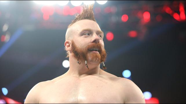 Sheamus, Raw, March 31, 2015