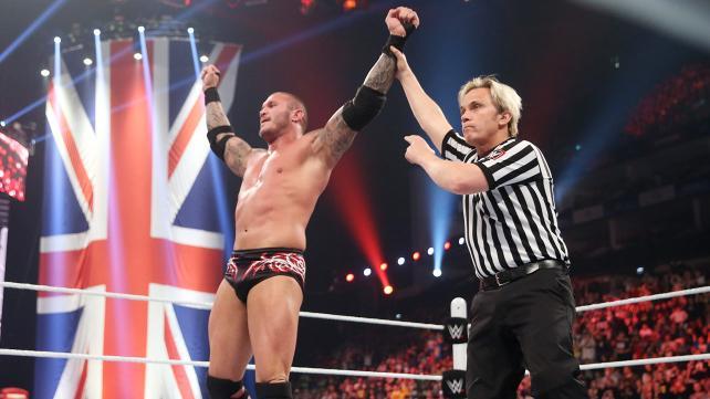 Randy Orton, Raw, 04/13/15