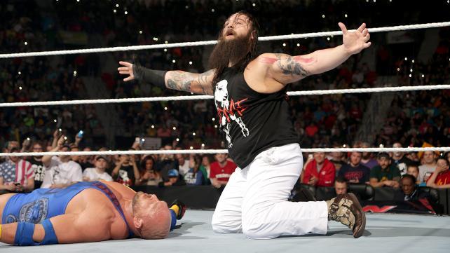 Bray Wyatt, Ryback, Raw, 04/27/15