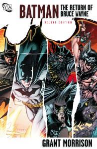 Batman: The Return of Bruce Wayne, covert
