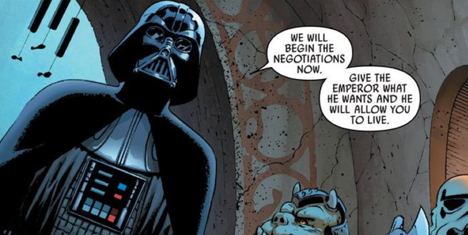 Star Wars #4, Darth Vader, John Cassaday