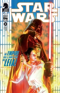 Star Wars #4, Alex Ross