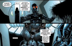 Darth Vader #4, Triple-Zero