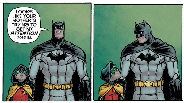 Batman Incorporated, Chris Burnham, Batman & Robin
