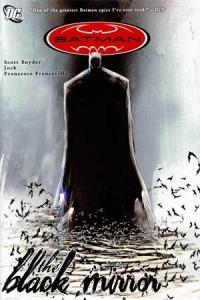 Batman: The Black Mirror, cover