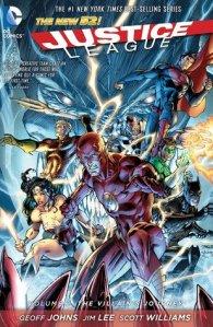 Justice League: The Villain's Journey
