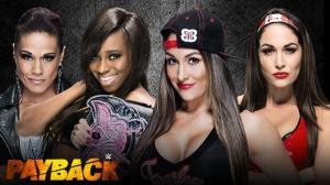 WWE Payback 2015, Divas