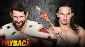 WWE Payback 2015, King Barrett, Neville