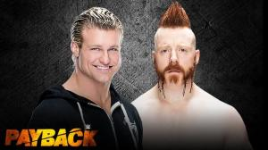 WWE Payback, Dolph Ziggler, Sheamus