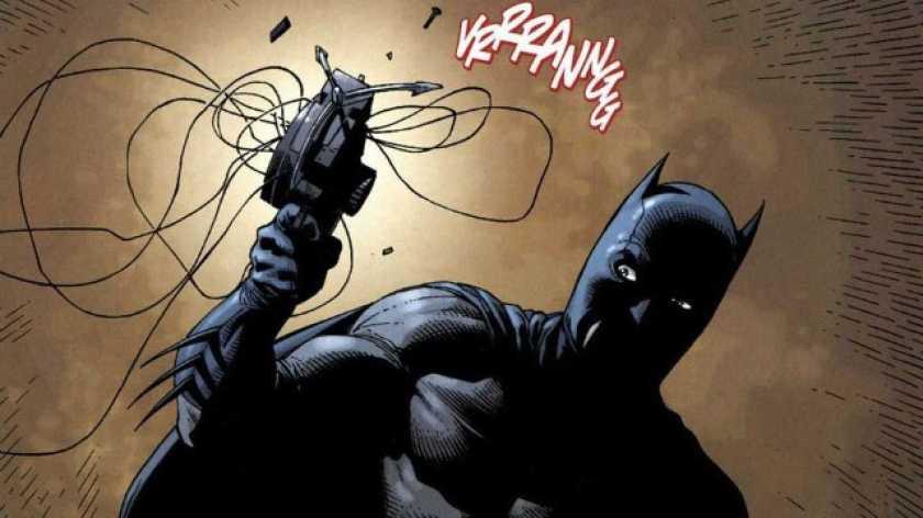 Batman: Earth One, eyes, Gary Frank