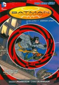 Batman Incorporated, Vol. 1: Demon Star