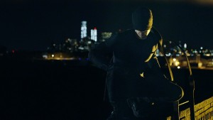 Marvel's Daredevil, Netflix, black costume