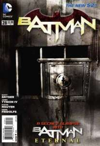 Batman #28, cover