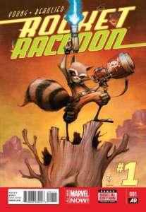 Rocket Raccoon #1 (2014)